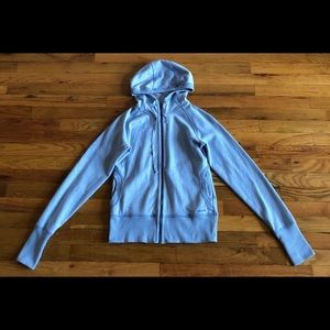 Vintage Patagonia women's full zip hooded jacket